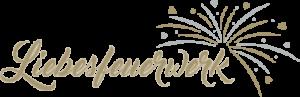 Logo-Liebesfeuerwerk